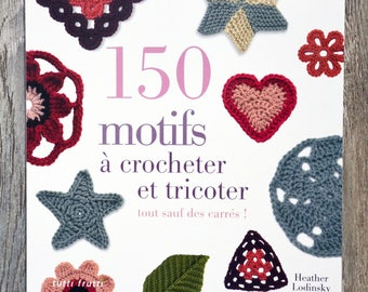 Book 150 crochet and knitting patterns