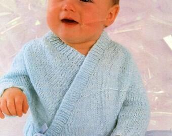 42d47f2c9 baby toddler toy motif jacket   hat knitting pattern pdf baby
