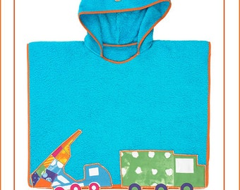 Poncho Baby Lively Collection