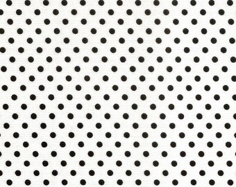 Black and White Fabric – 100% Cotton... .5