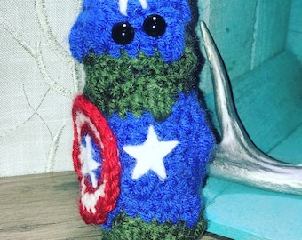 Captain America Pickle