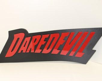 Daredevil Title Emblem