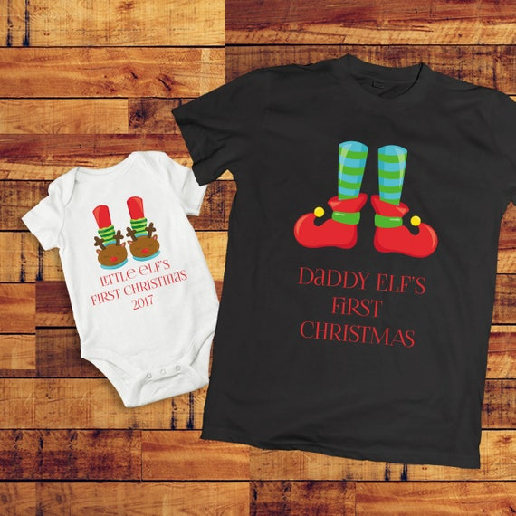 babys first christmas outfit, matching christmas outfits, Daddy and me outfits, Christmas shirts, Dad and me matching, Christmas in July