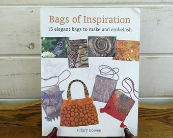 Bags Of Inspiration Craft Book
