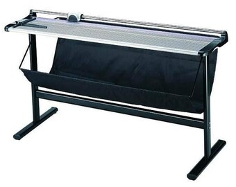 "Rotary Paper Cutter 37.8"" Professional Trimmer"