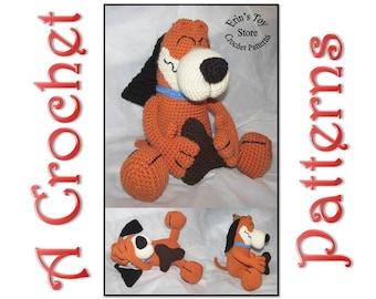 Snuffles A Crochet Pattern by Erin Scull