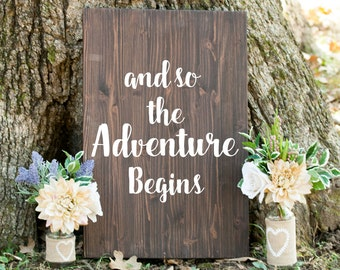 adventure quote etsy
