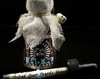 Unscented Beard Oil: Instigator Brand Beard Armor