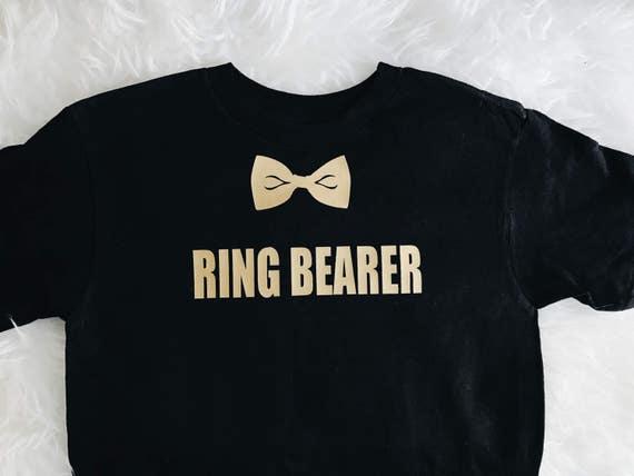 Ring Bearer T Shirt