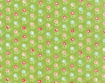 Vintage Picnic Rosie Green by Bonnie and Camille from Moda -1 yard