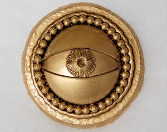 Eye of Agamotto badge, magnet or sewn badge