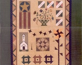 Threads of the Civil War---A Quilter's Journal #2 by Kansas Troubles Quilters
