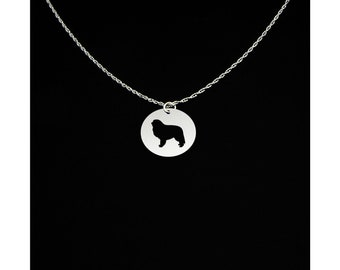 Great Pyrenees Necklace - Great Pyrenees Jewelry - Great Pyrenees Gift