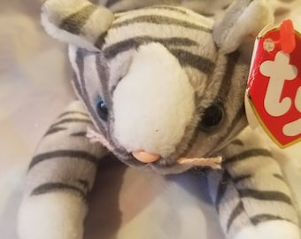 Ty Beanie Baby prance mint condition five tag errors