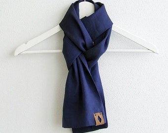 Mens Linen Scarf, Summer Linen Scarf  for Men, Scarf for Men, Gift for Him, Boyfriend Gift, BUY 2 GET 1 FREE