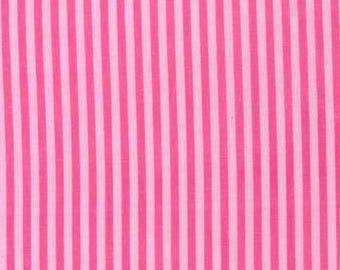 Michael Miller - Little Stripe - Candy - CX6574-CAND -D - 100% cotton fabric - Fabric by the yard(s)