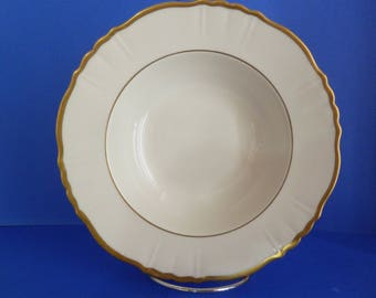 Bowl, Old Ivory, Syracuse China, Made in America, Replacement Piece