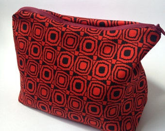 Thick Spandex elastic Purse, Make up Bag, Pouch