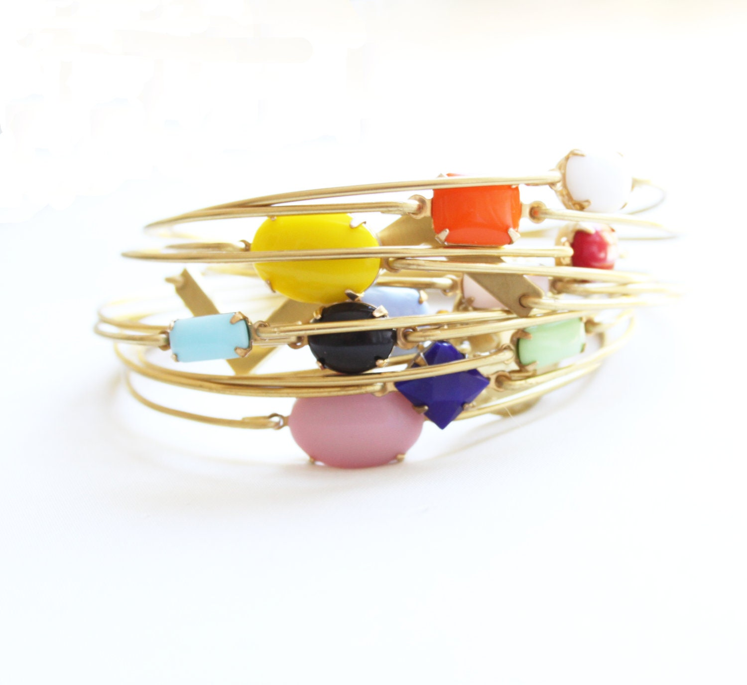 colored stephanie img fine gottlieb tennis stone jewelry bracelet products