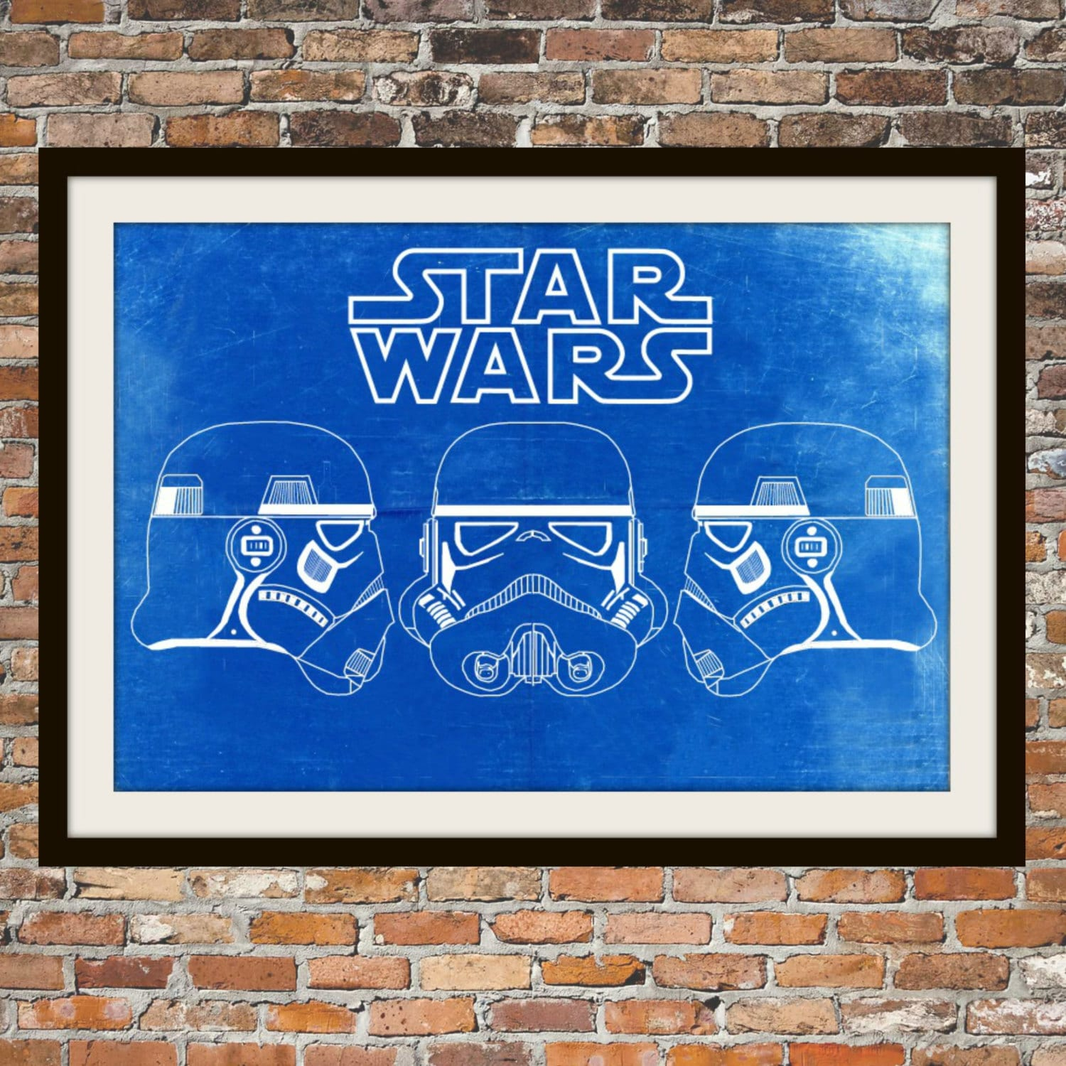 Star wars stormtrooper blueprint art of stormtrooper 3 zoom malvernweather Choice Image