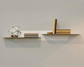 Designer metal shelf, Display Shelf, Wall Shelf