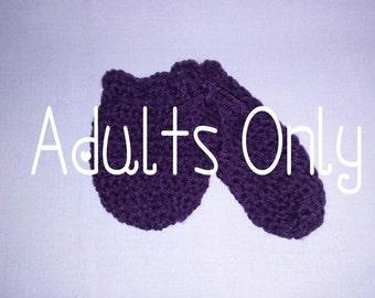 Crochet Penis Cozie - Willie Warmer - Peter Heater - Gag Gifts - Anniversary Gifts