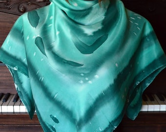 Hand made vintage scarf