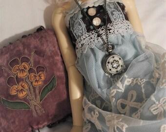 Tsukifly Vintage Time Keeper dress