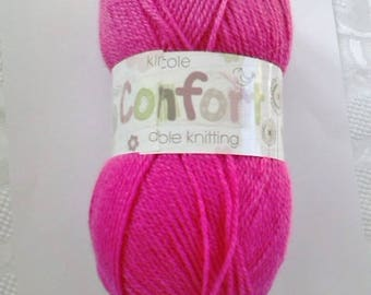 Double Knitting, DK, King Cole Comfort Double Knitting