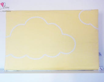 Bumper yellow clouds collection