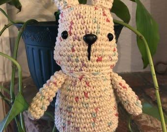 Chubby bunny crochet
