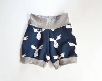 Toddler Shorts - Baby Boy Shorts - Toddler Girl Shorts - Baby Shorts - Summer Baby Clothes - Hiking Baby Clothes - Hipster Baby - Shorties