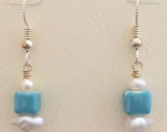 Ceramic & Pearl