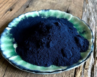 Woad - Natural Dyes - Woad Powder - 1 ounce package