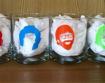 Phish Whiskey Glasses Gift Set