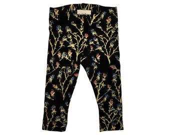 Floral Leggings, Unisex Kids Clothes, Baby Shower Gift, Berry Leggings, Toddler Leggings, Baby Pants, Kids Leggings, ThiefandBandit®