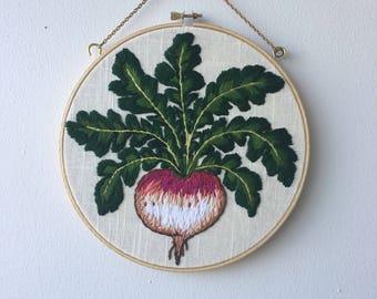 Turnip hoop