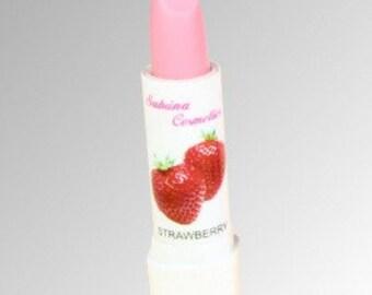 Lip Balm Lip Care Pencil Strawberry