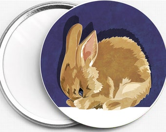 Rabbit Pocket mirror ball