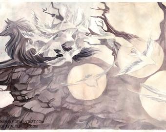 BLANKET - Origins of the Winged Beast