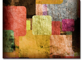 Abstract Art Canvas Print Panel Wall Art Framed home decor painting office decor