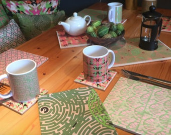 Intricate Placemats