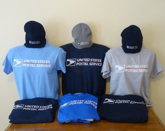 USPS t-shirt brand new BUY 2 get 1 FREE promotion! various colors available!