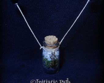 Vial of Hekate, jewelry, devotion
