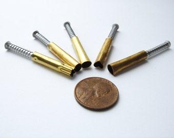 Brand new 5 piece three sixteenths inch mini pattern cutters HC127