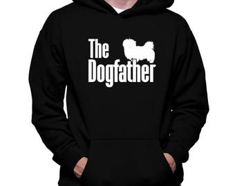 The dogfather Coton De Tulear Hoodie QVtKLXYSiH