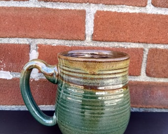 Mug: New Everday - Seaweed