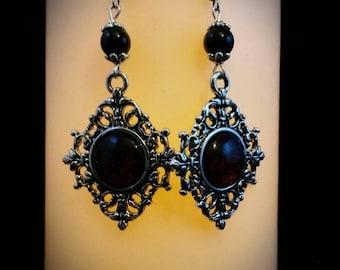 Earrings Mademoiselle