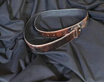 Handmade Cowhide Belt