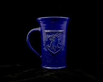 Stoneware Gryphon Mug